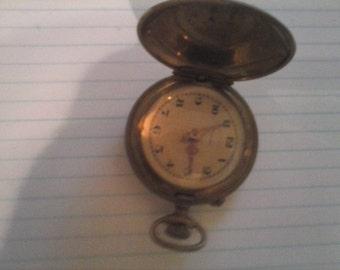 Ancient pocket clock