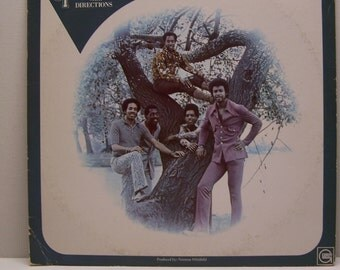 The Temptations / all directions / On Gordy Records / Lp Vinyl Album