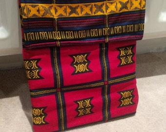 Custom made Ankara Print IPad Sleeve