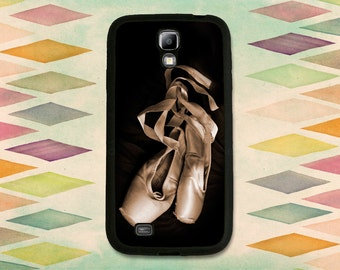 Dark Ballet Slippers Case For The Samsung Galaxy S4, S5 or S6.