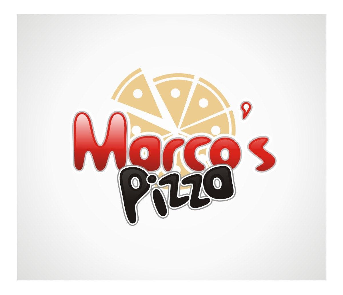Logo Design Premade Restaurant Logo Logos Pizza Italian