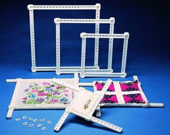 """12"""" inch Able Stretcher Needlepoint Tapestry Embroidery frame"""