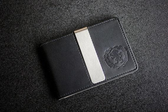 leather money clip wallet hybrid carbon fiber bottle opener. Black Bedroom Furniture Sets. Home Design Ideas