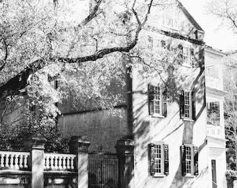 Old Charleston Charm, Charleston fine art prints
