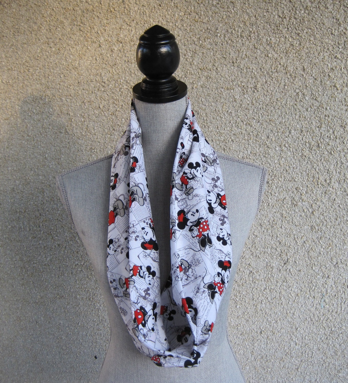 fabric scarf infinity scarf scarf eternity by
