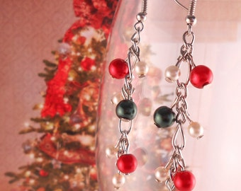 Perfect For Christmas: Jewelry in Festive Red