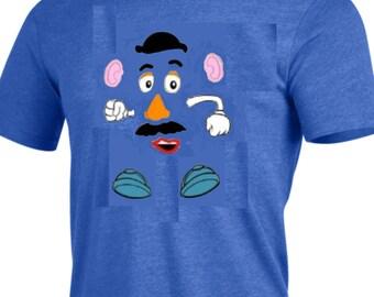 Mr. Potato Head, body-less Potato head t-shirt