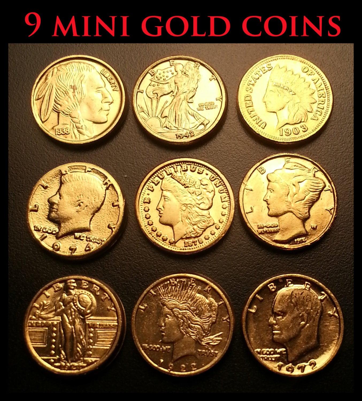 coin miniature