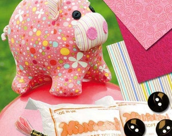 Polly The Pig Sewing Pattern 802607