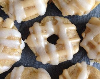 Apple Cinnamon mini donuts