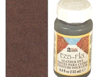 Eco-Flo Leather Dye 4.4 oz (132 mL) Bison Brown 2600-03
