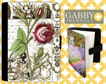 """Journal, Notebook, Address Book  - """"Florist No. 2"""""""