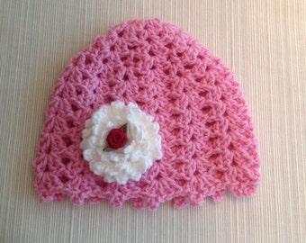 Newborn Baby Hat PATTERN