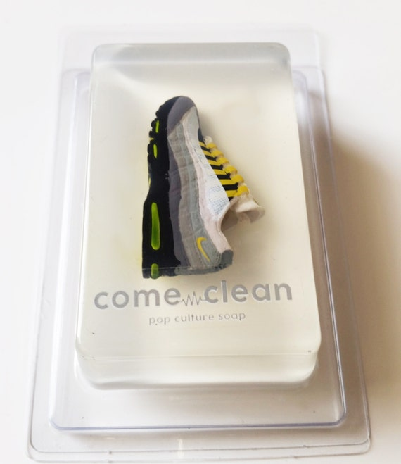 Come Clean Air Max 95 Neon Yellow
