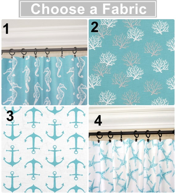 Aqua curtains anchors window curtains aqua kitchen curtains aqua blue