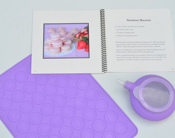 French Macaron Baking Kit