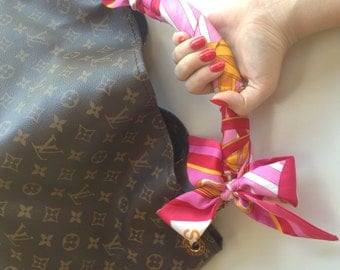 Twilly Bag Scarves - SET OF TWO