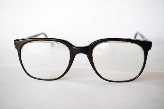 Ray Ban Vintage Glasses Frames : Frames Eyewear Optical Glasses Black Wayfarer Ray Ban Style