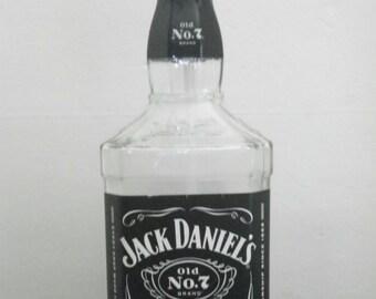 Jack Daniels Liquid Hand / Dishwash ing Soap Dispenser w/SS pump ...
