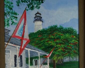 Key West Lighthouse,Fla.