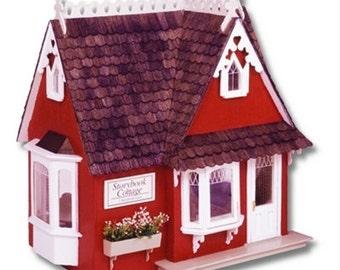 Greenleaf The Storybrook Cottage Dollhouse Kit
