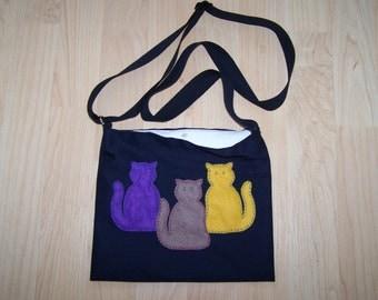 Cat Handbag Purse