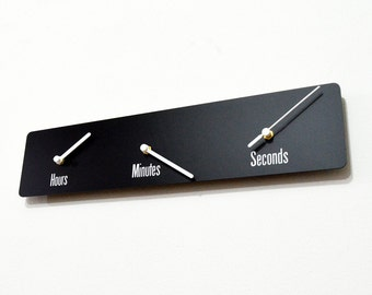 Hour Minutes Seconds - Wall Clock