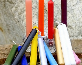 Mini Candles - For spells, rituals, focus, & meditation