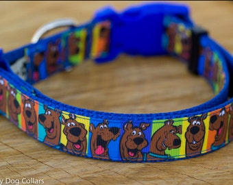 Scooby Doo Dog Collar For Sale
