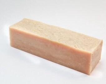 Wholesale Woodberry goats milk Soap Loaf wholesale soap loaf
