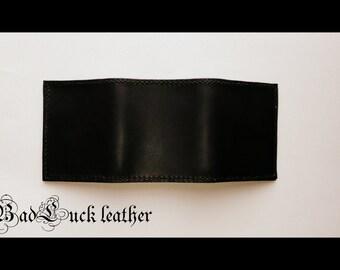 delicate black wallet