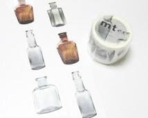 bottle mt ex Japanese Washi Masking Tape / 4cm x 10m (1.6 inch x 11 yards) [MTEX1P58]