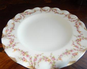 NEW YORK THEODORE Haviland Plate