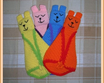 Baby Comforter Crochet Pattern