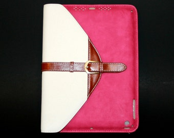 On Sale!!!! iPad 5 Case, iPad5 Case, Leather iPad 5 Case, Leather iPad5 Case,  Red iPad 5 Case, Red iPad5 Case, Red Leather iPad 5 Case