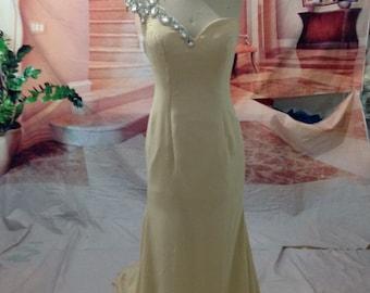 handmade Fashion Luxurious High Quality Prom Dresses Evening Dresses