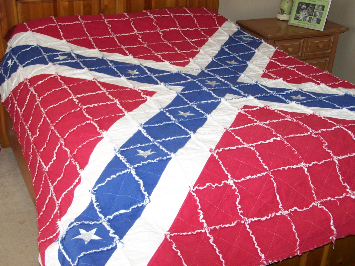 Confederate Flag Quilt Top Patterns Patterns Kid