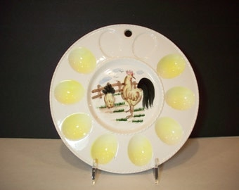Decorative egg cup etsy for Egg tray wall hanging