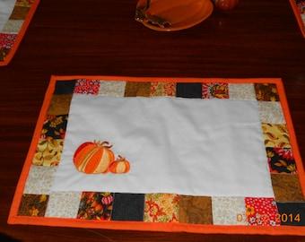 Autumn Placemat Set of 4