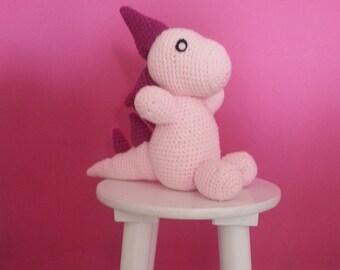 Crochet amigurumi Dragon