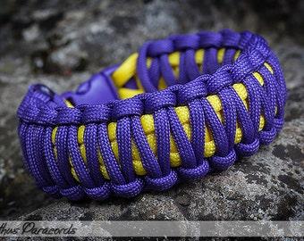 Cathus King Cobra Paracord Bracelet