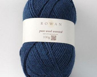Rowan Pure Wool Worsted Machine Washable Yarn - Electric 00143