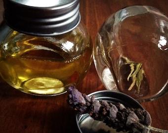 Herbal Dandruff Treatment