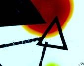 Triangles - Fine Art Gicl...