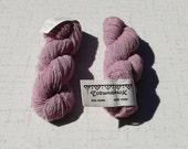 Torunamok Millspun Yarn, Single Ply, Fingering Yarn, Rose Yarn