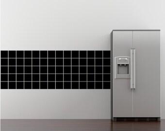Tile stencils etsy for Bathroom designs 8x7