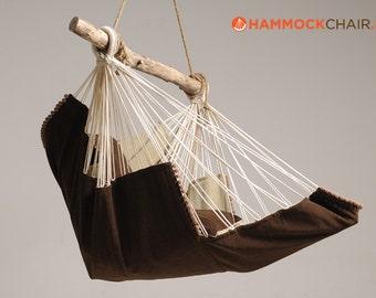 Hammock chair (brown/beige1)