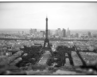 Paris Photography, Wall Art, Eiffel Tower