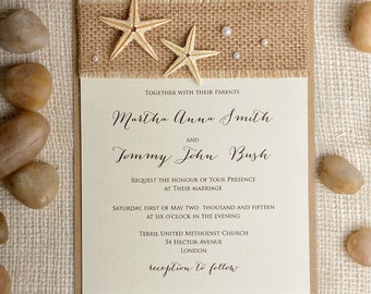 ... Invitation, Beach Wedding Invitation, Destination Wedding Invitation