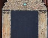 The Venetian-- Decorative Kitchen Chalkboard - Rustic Old World Style Chalkboards - Art plus Function